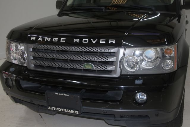2008 Land Rover Range Rover Sport HSE Houston, Texas 3