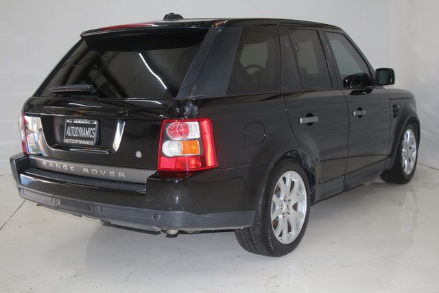 2008 Land Rover Range Rover Sport HSE Houston, Texas 8