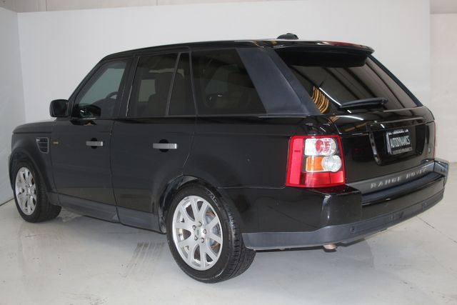 2008 Land Rover Range Rover Sport HSE Houston, Texas 9