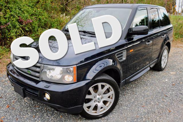 2008 Land Rover Range Rover Sport HSE - Clean Carfax - Navigation Ewing, NJ