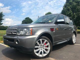 2008 Land Rover Range Rover Sport SC in Leesburg Virginia, 20175