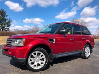 2008 Land Rover Range Rover Sport HSE in Leesburg, Virginia 20175