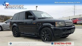 2008 Land Rover Range Rover Sport Supercharged in McKinney, Texas 75070