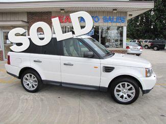 2008 Land Rover Range Rover Sport HSE in Medina, OHIO 44256