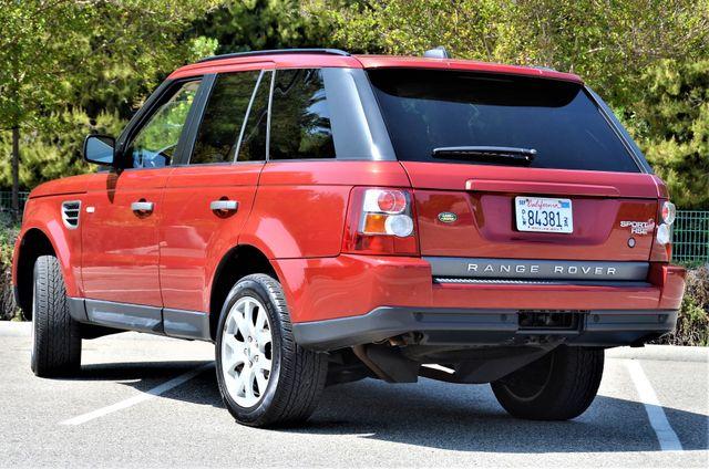 2008 Land Rover Range Rover Sport HSE Reseda, CA 15