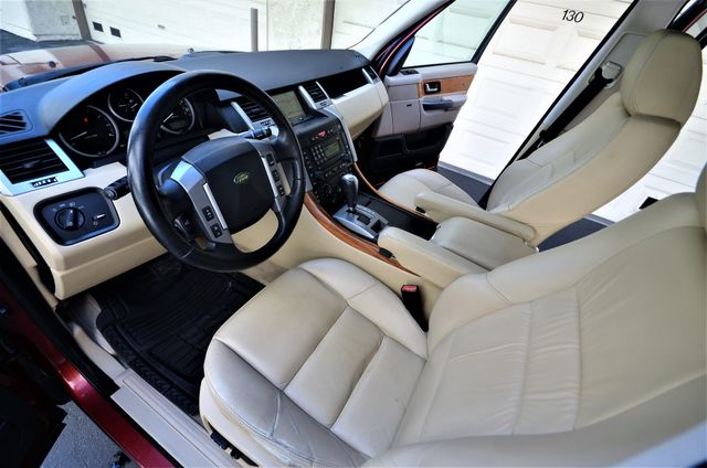 2008 Land Rover Range Rover Sport HSE Reseda, CA 36