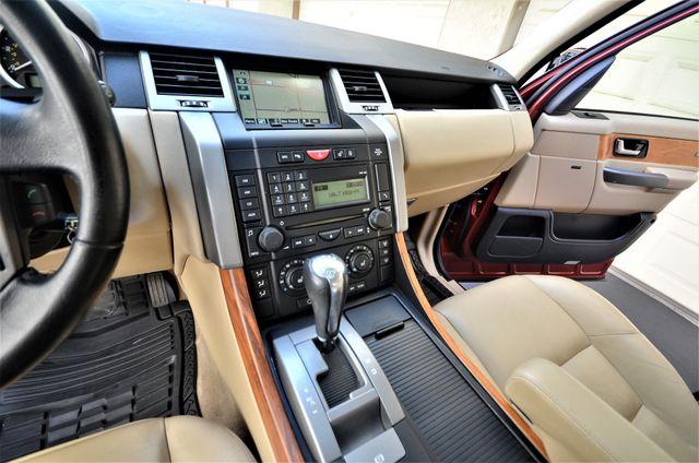 2008 Land Rover Range Rover Sport HSE Reseda, CA 37
