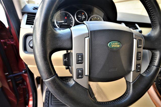 2008 Land Rover Range Rover Sport HSE Reseda, CA 38