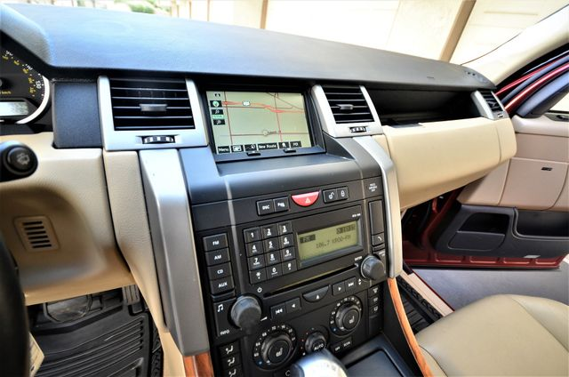 2008 Land Rover Range Rover Sport HSE Reseda, CA 40