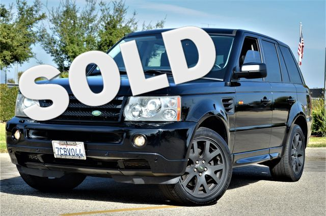 2008 Land Rover Range Rover Sport HSE Reseda, CA 0