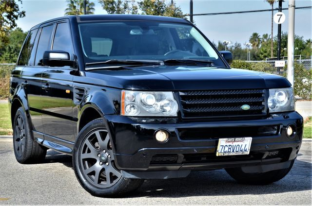 2008 Land Rover Range Rover Sport HSE Reseda, CA 18