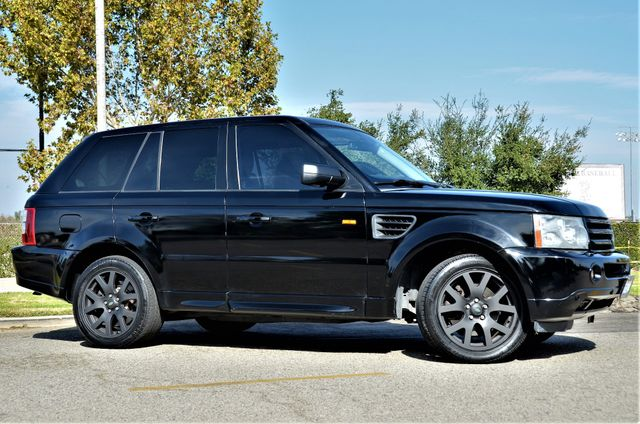 2008 Land Rover Range Rover Sport HSE Reseda, CA 19