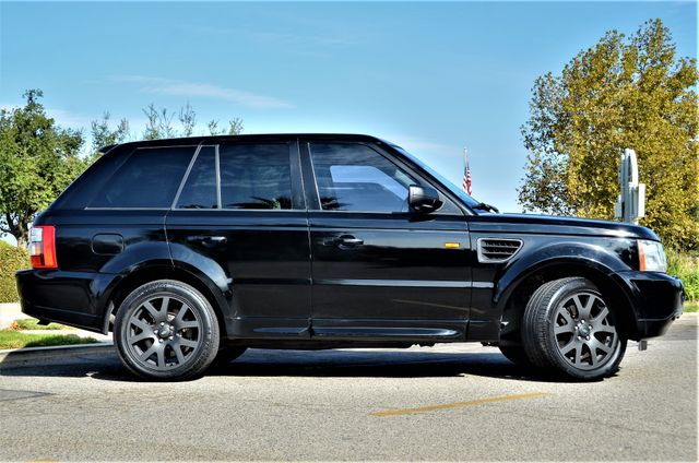 2008 Land Rover Range Rover Sport HSE Reseda, CA 20