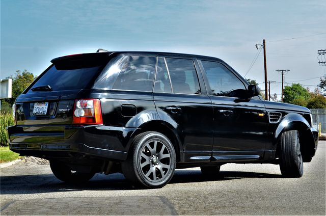 2008 Land Rover Range Rover Sport HSE Reseda, CA 21