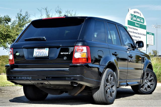 2008 Land Rover Range Rover Sport HSE Reseda, CA 2