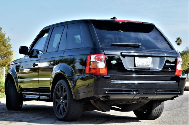 2008 Land Rover Range Rover Sport HSE Reseda, CA 3