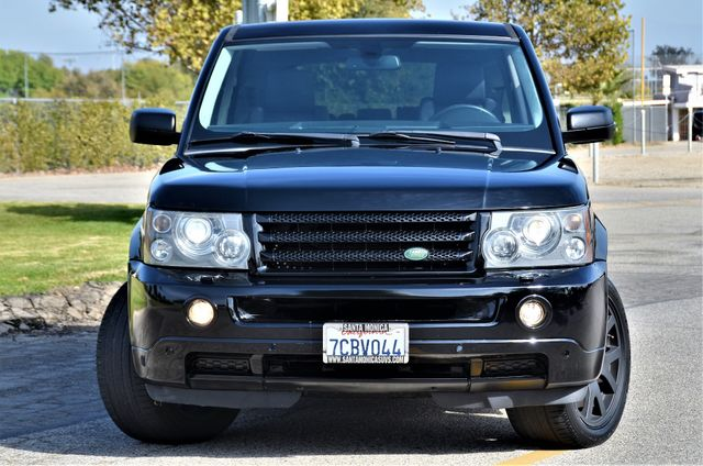 2008 Land Rover Range Rover Sport HSE Reseda, CA 11