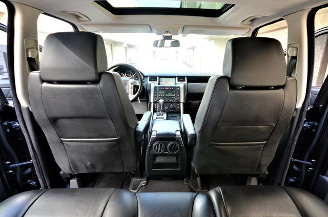 2008 Land Rover Range Rover Sport HSE Reseda, CA 8