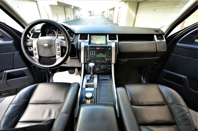 2008 Land Rover Range Rover Sport HSE Reseda, CA 4