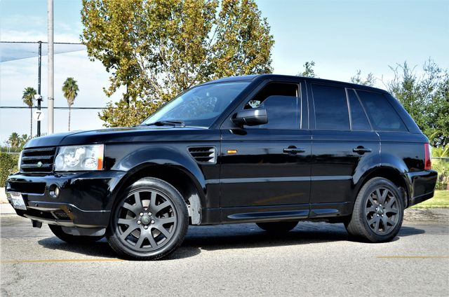 2008 Land Rover Range Rover Sport HSE Reseda, CA 13