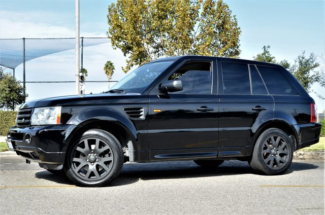 2008 Land Rover Range Rover Sport HSE Reseda, CA 14