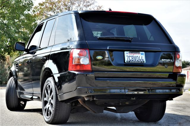 2008 Land Rover Range Rover Sport HSE Reseda, CA 17
