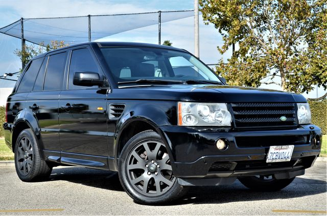 2008 Land Rover Range Rover Sport HSE Reseda, CA 1