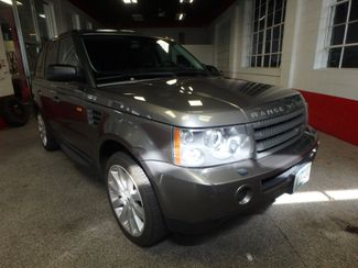 2008 Land Rover Range Rover SPORT HSE. 4X4, AFFORDABLE AND SERVICED. Saint Louis Park, MN 24