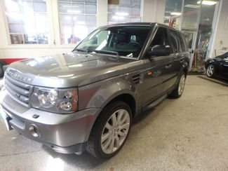 2008 Land Rover Range Rover SPORT HSE. 4X4, AFFORDABLE AND SERVICED. Saint Louis Park, MN 2