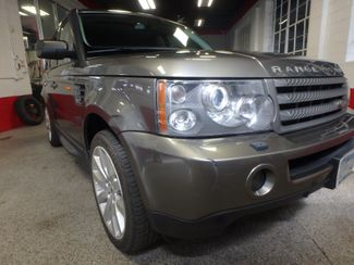 2008 Land Rover Range Rover SPORT HSE. 4X4, AFFORDABLE AND SERVICED. Saint Louis Park, MN