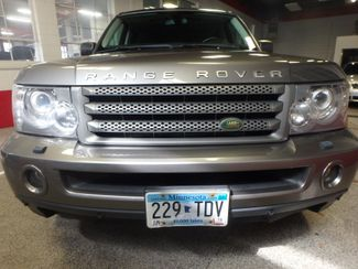 2008 Land Rover Range Rover SPORT HSE. 4X4, AFFORDABLE AND SERVICED. Saint Louis Park, MN 25