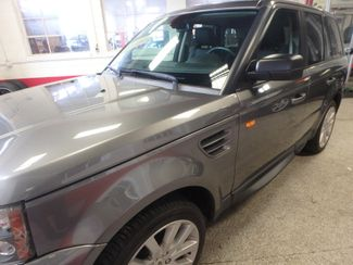 2008 Land Rover Range Rover SPORT HSE. 4X4, AFFORDABLE AND SERVICED. Saint Louis Park, MN 32