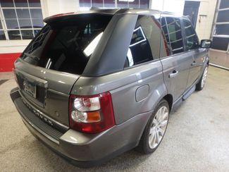 2008 Land Rover Range Rover SPORT HSE. 4X4, AFFORDABLE AND SERVICED. Saint Louis Park, MN 14