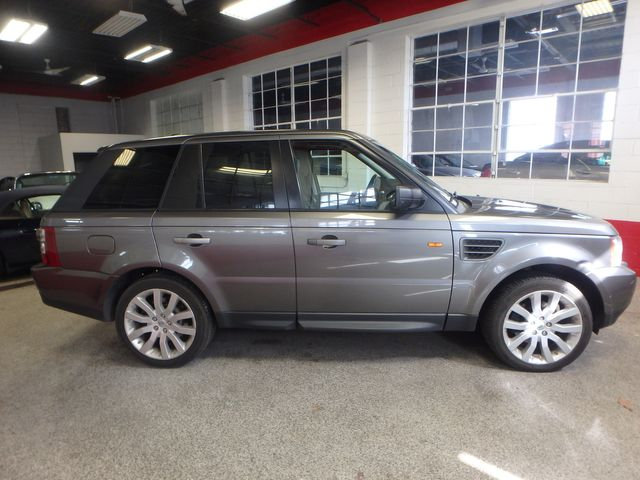 2008 Land Rover Range Rover SPORT HSE. 4X4, AFFORDABLE AND SERVICED. Saint Louis Park, MN 1
