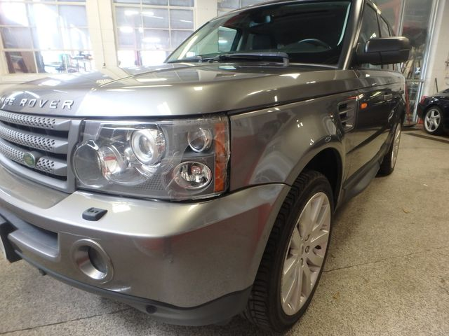2008 Land Rover Range Rover SPORT HSE. 4X4, AFFORDABLE AND SERVICED. Saint Louis Park, MN 26