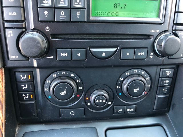 2008 Land Rover Range Rover Sport SC Sterling, Virginia 27