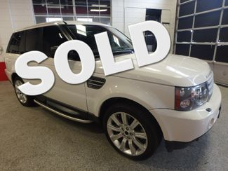 2008 Land Rover Range ROVER SPORT. SUPERCHARGED. STUNNING: LIKE NEW Saint Louis Park, MN