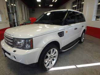 2008 Land Rover Range ROVER SPORT. SUPERCHARGED. STUNNING: LIKE NEW Saint Louis Park, MN 6