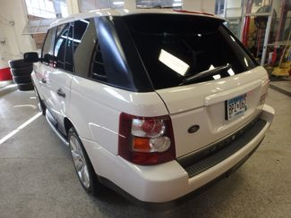 2008 Land Rover Range ROVER SPORT. SUPERCHARGED. STUNNING: LIKE NEW Saint Louis Park, MN 8
