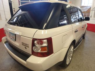 2008 Land Rover Range ROVER SPORT. SUPERCHARGED. STUNNING: LIKE NEW Saint Louis Park, MN 9