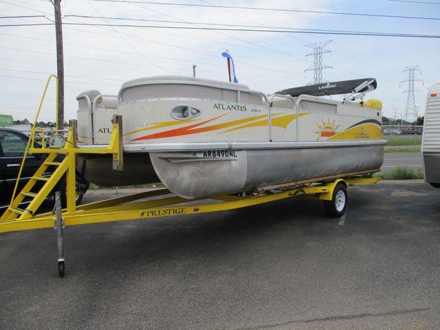 2008 Landau Atlantis 210