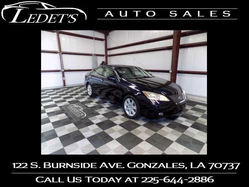2008 Lexus ES 350 350 - Ledet's Auto Sales Gonzales_state_zip in Gonzales Louisiana