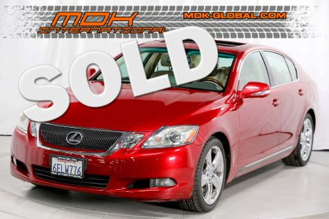 2008 Lexus GS 350 -  Navigation - Cooled seats - Back up camera in Los Angeles