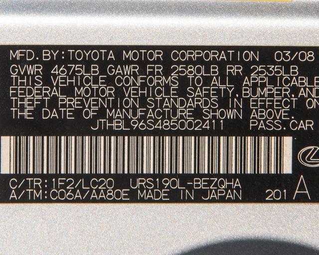 2008 Lexus GS 460 Burbank, CA 33