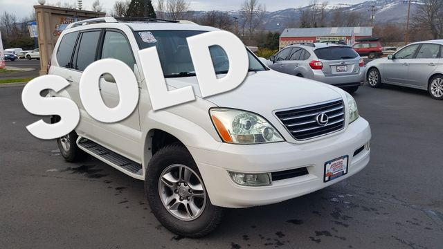 2008 Lexus GX 470 AWD | Ashland, OR | Ashland Motor Company in Ashland OR