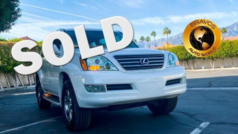 2008 Lexus GX 470 5 spd in cathedral city