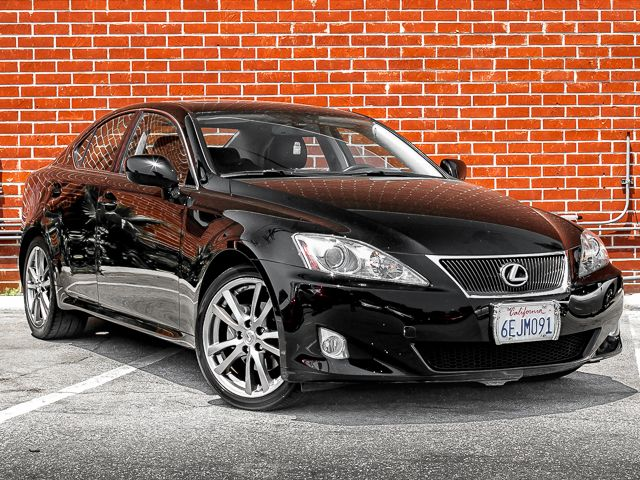 2008 Lexus IS 250 Burbank, CA 1