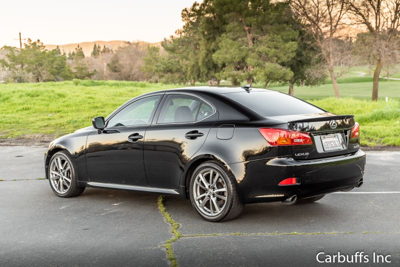 2008 Lexus IS 250  | Concord, CA | Carbuffs in Concord, CA