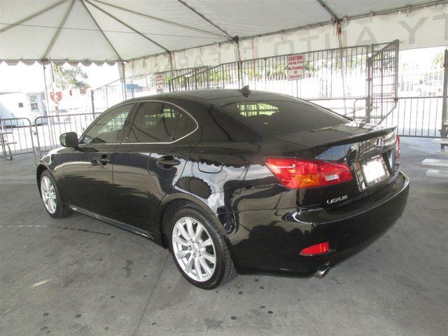 2008 Lexus IS 250 Gardena, California 1