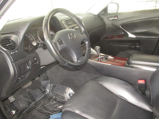 2008 Lexus IS 250 Gardena, California 4